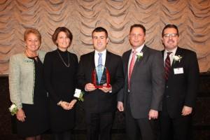 11-19-14 Monticello Motor Club Award Photo