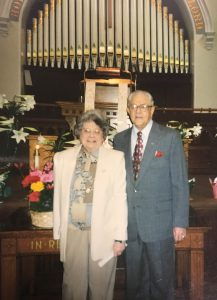 Frederica V. and Fred C. Terwillger