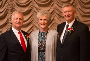 2016 Annual Reception Honorees: R.J. Smith, Rosemary and Gerald Skoda