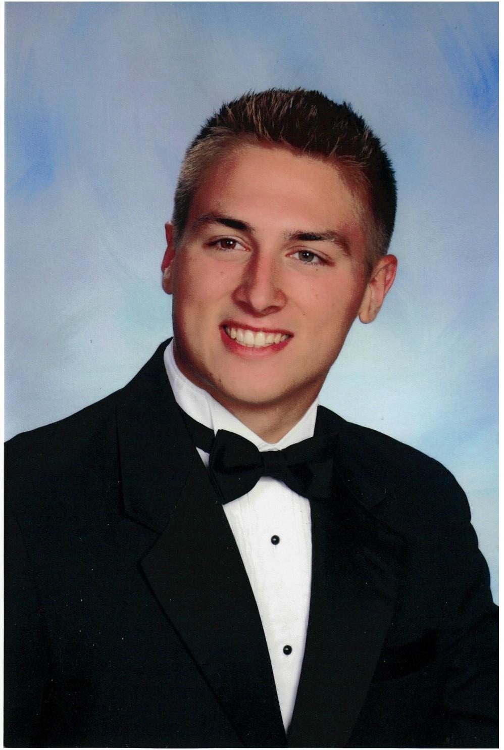 Austin Stewart - Carly Fund Scholarship Recipient 2013