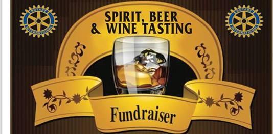 Liberty Rotary Club 5th Annual Spirit, Beer & Wine Tasting @ Downtown BARN | Liberty | New York | United States