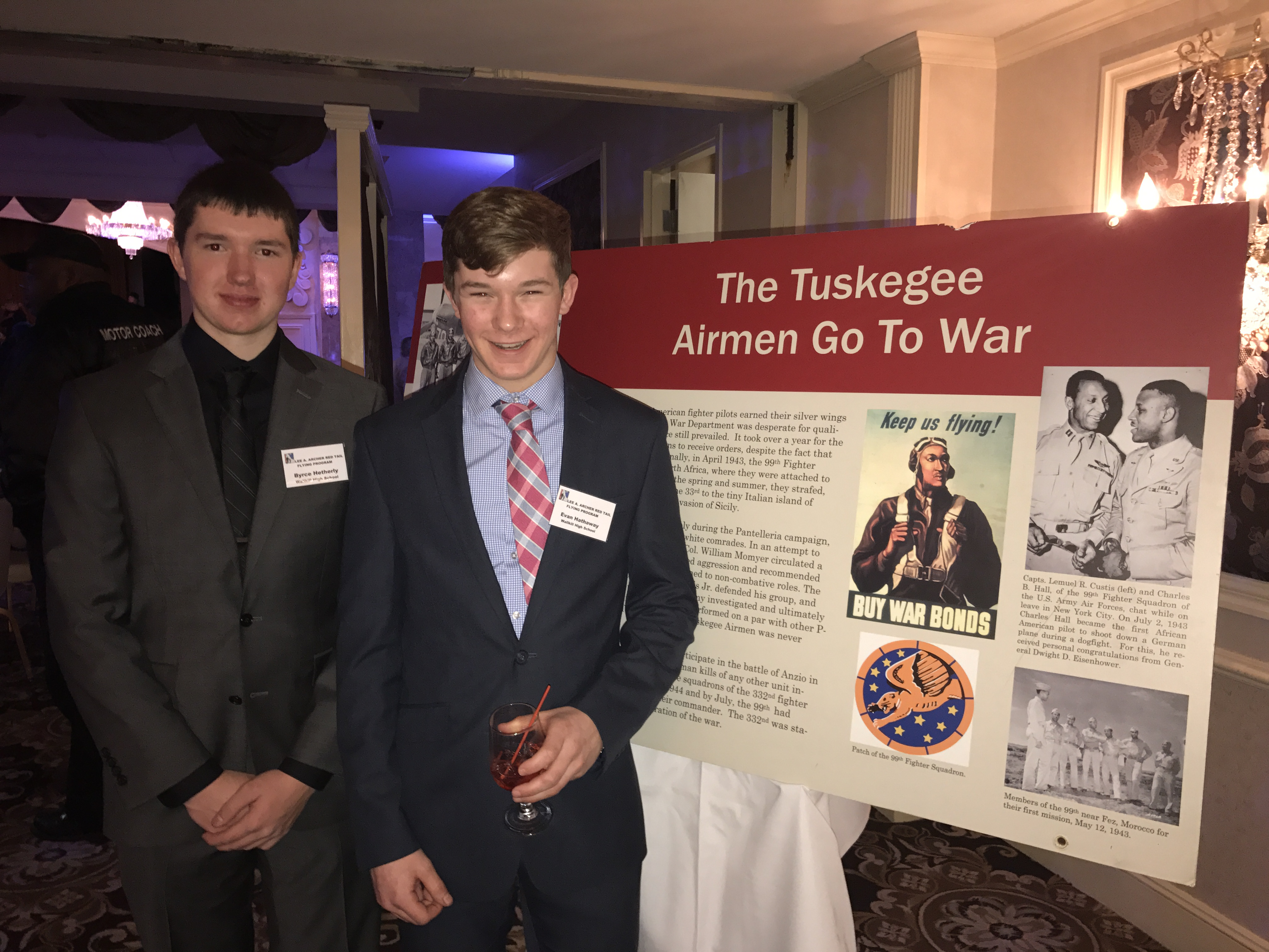 Hudson Valley Tuskegee Airmen 20th Annual Tuition Assistance Dinner @ Anthony's Pier 9  | New Windsor | New York | United States