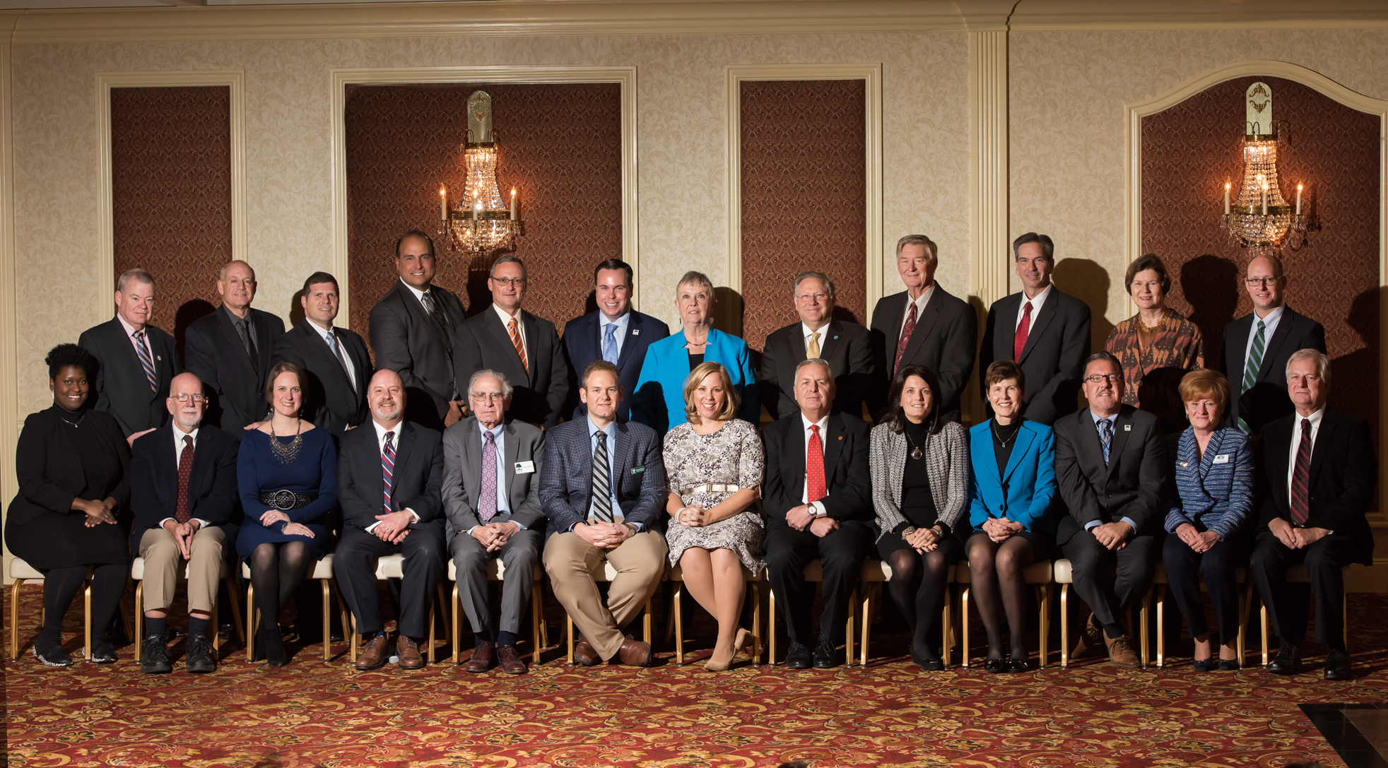 Community Foundation Board of Directors 2018