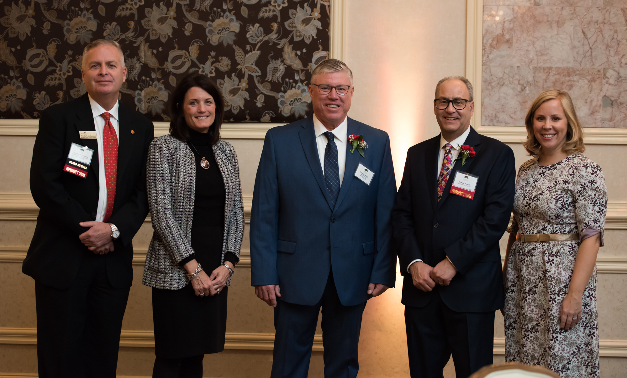 2018 Annual Reception Honorees